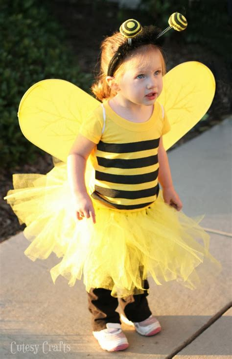 costume ideas diy projects craft ideas how to diy bee costume big kid into toddler cutesy crafts
