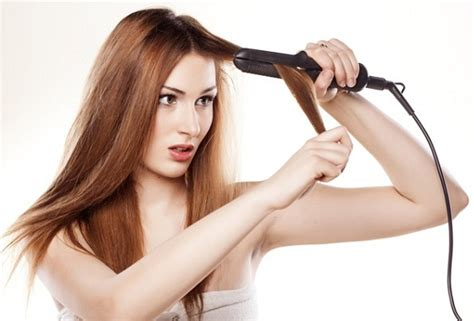 cara catok rambut agar keriting gantung cara merawat rambut keriting pria