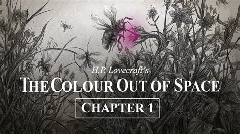 color out h p lovecraft s quot the colour out of space quot chapter 1