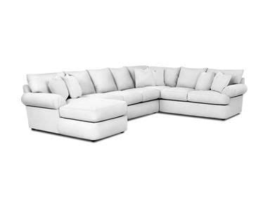 affordable furniture asheboro shop for klaussner sectional 36840 fab sect and