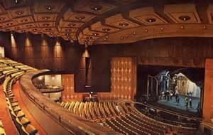 Fox Theater Floor Plan Fisher Theatre Detroit Mi
