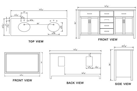 Sizes Of Bathroom Vanities small bathroom sink dimensions design 9 images of bathroom vanity sizes inspired by home