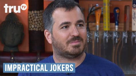 impractical jokers q s many homeless looks trutv youtube