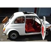 Oldtimer Fiat 500 F