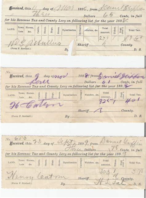 Tax Records Rockcastle Kygenweb Tax Lists