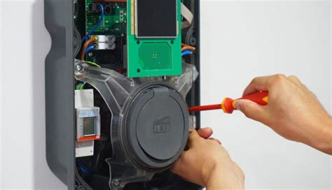 elektroauto zuhause aufladen installation einer elektroauto ladestation zu hause mit