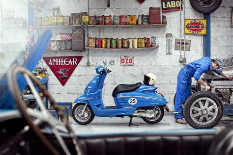 Motorrad Zubeh R Prenzlauer Berg by Mit Dem Django 50 Sport Von Peugeot Nostalgisch Durch Den