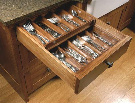 silverware drawer craftsman kitchen cleveland