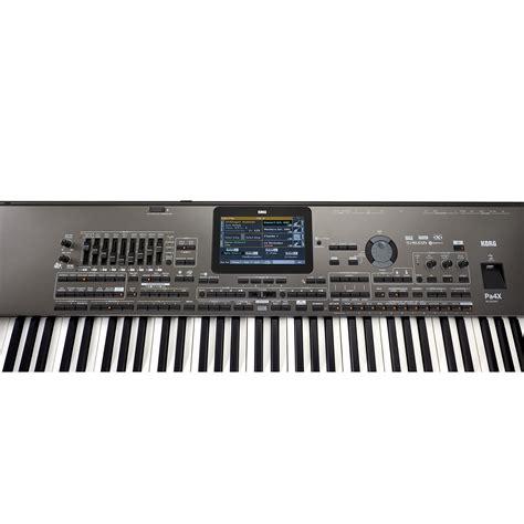 Keyboard Musik Korg korg pa4x musikant 61 10086095 171 keyboard