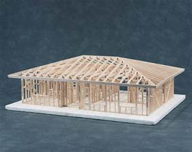 4 Hip Roof Hip Roof House Framing Kit Cat 83 541001c 169 00
