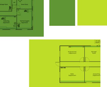 network layout floor plan concept draw network layout floor plans solution conceptdraw com