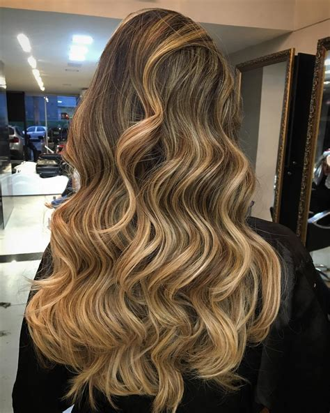 blonde highlights and ombre 50 light brown hair color ideas with highlights and lowlights