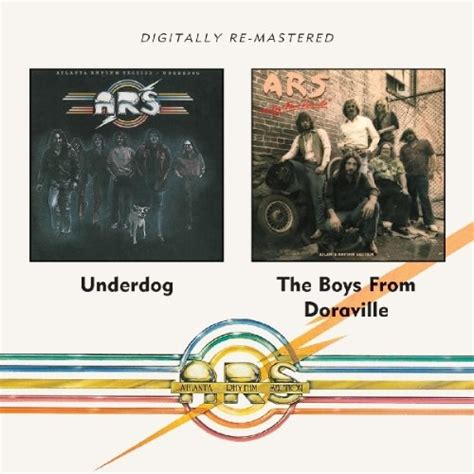 atlanta rhythm section underdog atlanta rhythm section underdog boys from doraville