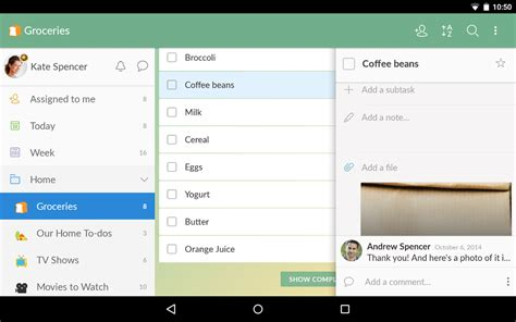 best to do list app wunderlist to do list tasks android apps on play