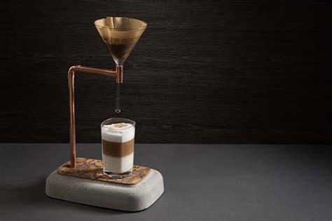 Handmade Coffee Machine - handmade concrete coffee maker gadgetsin