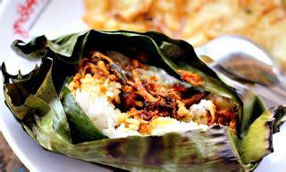 resep membuat nasi bakar oncom resep cara membuat nasi bakar ayam teri resep masakan