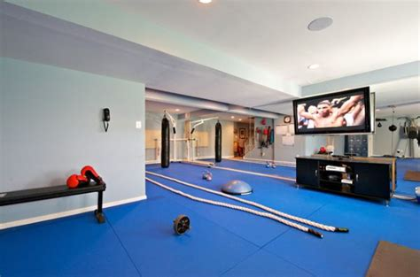 70 home ideas and rooms to empower your workouts