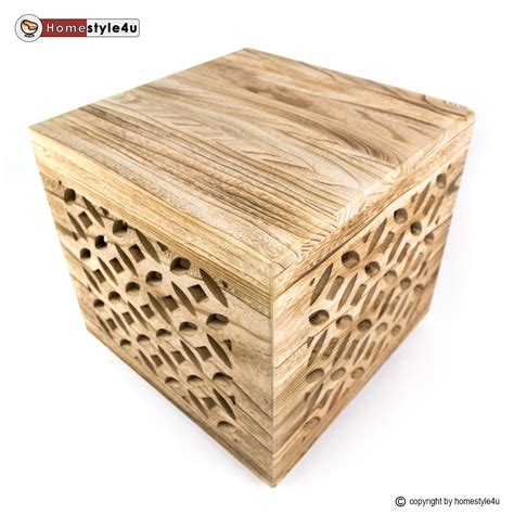 Tabouret Cube by Tabouret Cube Bois Table Table De Chevet Cube Naturel