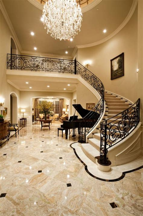 wonderful foyer design ideas  piano