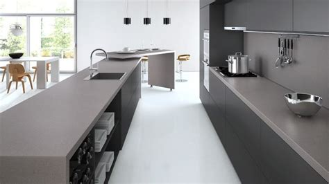 Countertop Malaysia by Caesarstone Sleek Concrete Solid Surface Counter Home