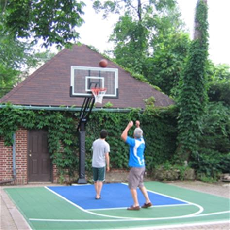 flextreme 174 adjustable in ground outdoor basketball hoops
