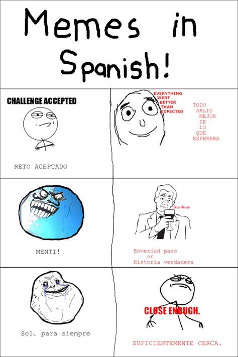 Meme In Spanish - memes in spanish