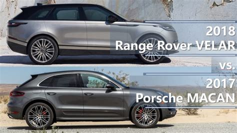 land rover velar vs discovery range rover velar vs porsche macan is velar enough
