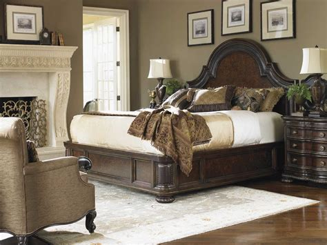 lexington bedroom set lexington florentino bedroom set lx900134crsset