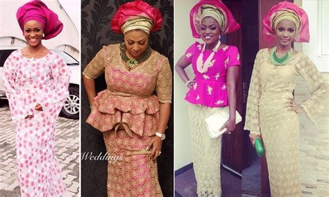 2015 aso ebi styles in nigeria aso ebi bella volumes new style for 2016 2017