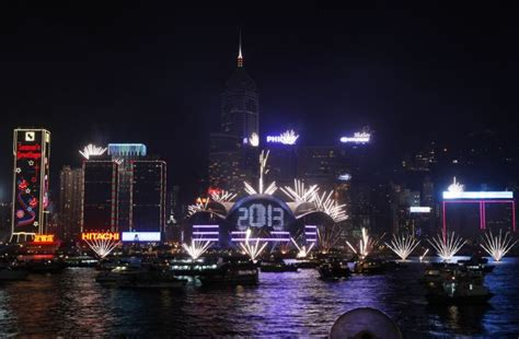 new year cards hong kong new year s 2013 what is happening around the globe