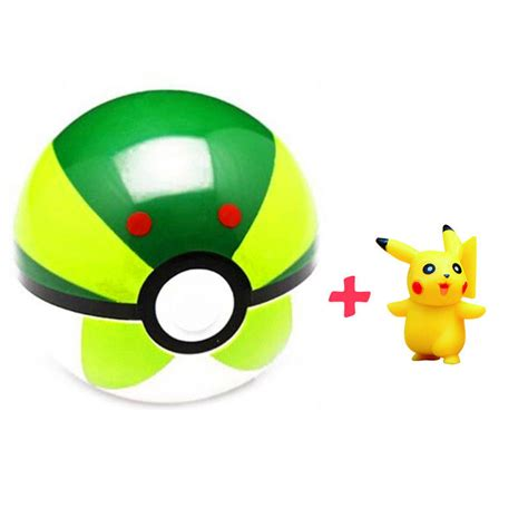 Pokeball Besar 7cm Figure Go Bola 7cm random pikachu figures pokeball for