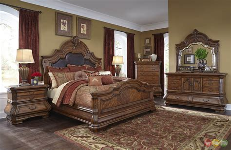 aico tuscano bedroom set michael amini tuscano traditional luxury bedroom set