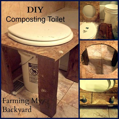 Diy Composting Toilet Youtube by Diy Homesteading Project Ideas Diy Projects Craft Ideas