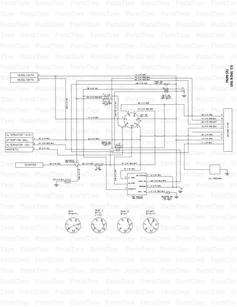 cub cadet 1045 wiring diagram wiring diagram schemes