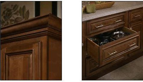 chocolate glaze maple kitchen cabinets id 1983675 product