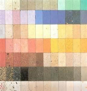 concrete color decorative concrete color