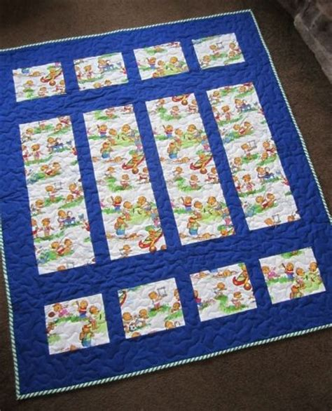 berenstain bears charity quilt charity quilt