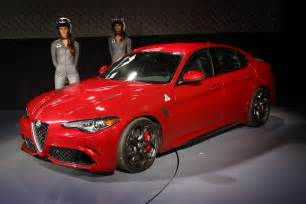 Alfa Romeo Value Alfa Romeo Giulia Giulia Quadrifoglio Pricing Announced