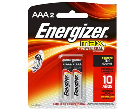Energizer E92 Aaa pilas energizer e92 bp2 aaa 204366 coppel argentina