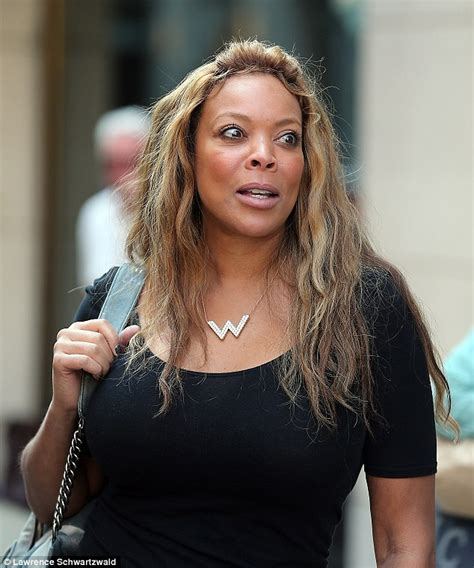 wendy williams laughs her way through lunch with her