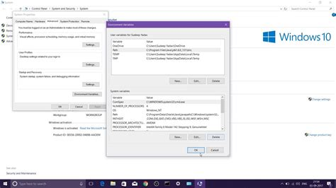 install windows 10 java how to install java jdk on windows 10 youtube