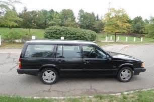 volvo  turbo wagon black  black  sale  technical specifications description