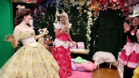 Smart Princess Etiquette Class we were made into princesses at once upon an island
