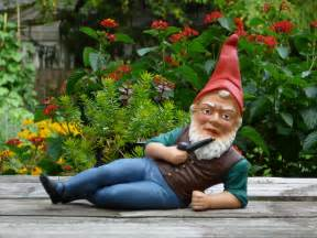 Gnomes Literary Scribbles A 100 Word Garden Gnomes Study