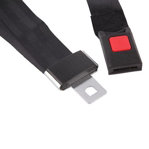 safety belt accessories black car seat belt belt two point adjustable safety