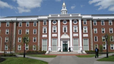 Mba Exchange Background by Focus On Management At Harvard Business School