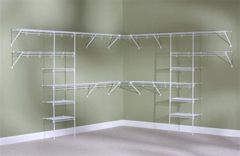Wire Closet Racks by Shelving By Asd Specialties Inc