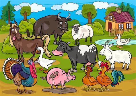 imagenes del otoño en caricatura animales de la granja im 225 genes y fotos