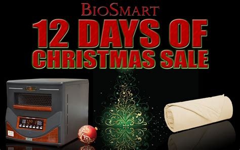days  christmas sale biosmart solutions