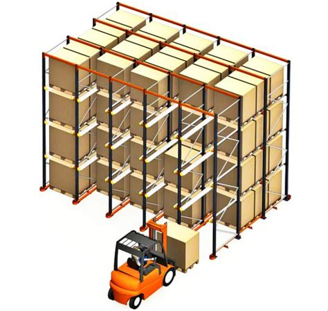 Pallet Rack Systems by Logistics Center Industrial Pallet Racking Drive In